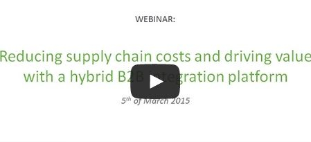WEBINAR - Supply Chain Collaboration: The Benefits of a Platform Approach